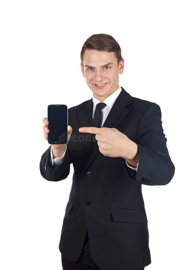 Download Уверенно бизнесмен стоковое изображение. изображение насчитывающей самомоднейше - 37925137