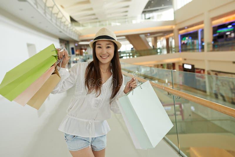 Увеличение объема покупок стоковые фото