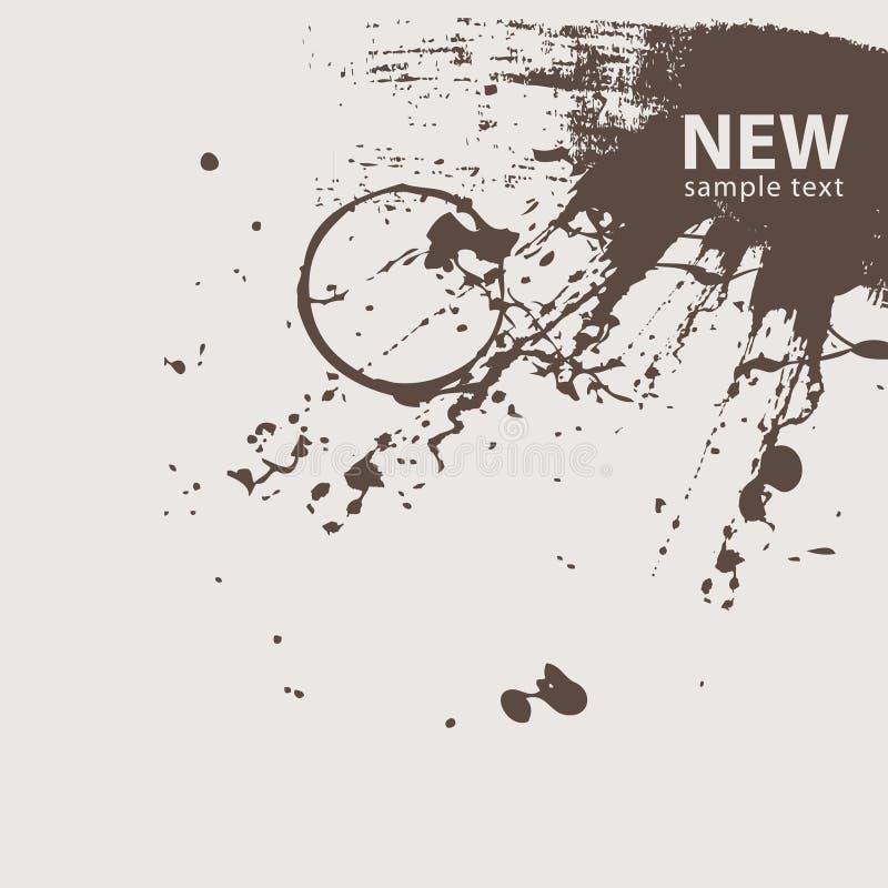 угловойое grunge рамки бесплатная иллюстрация