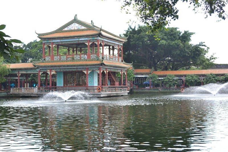 Углы китайских классических садов стоковое фото rf