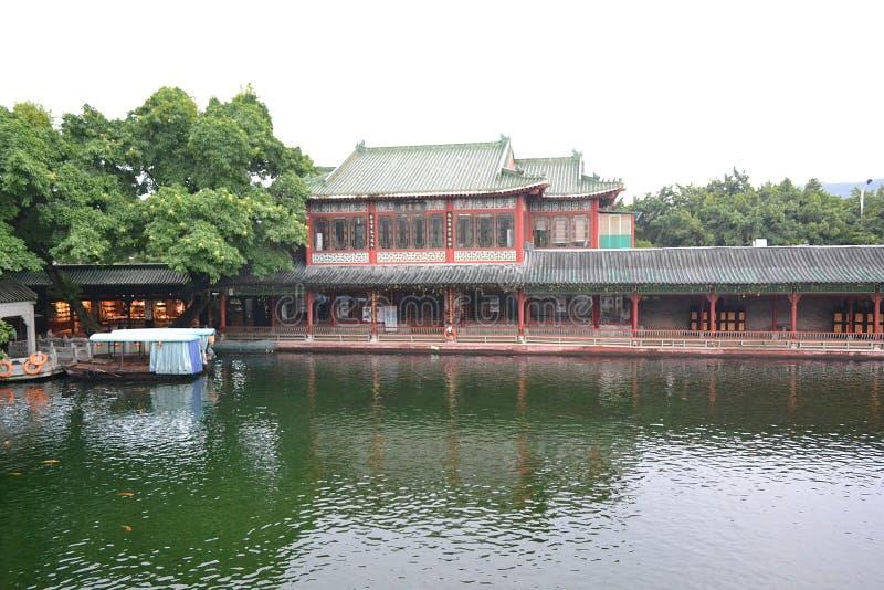 Углы китайских классических садов стоковые изображения rf