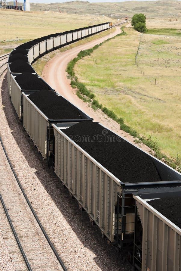 уголь автомобилей стоковая фотография rf