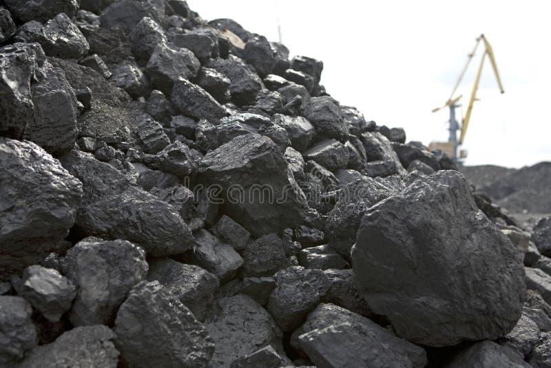 уголь стоковое изображение rf