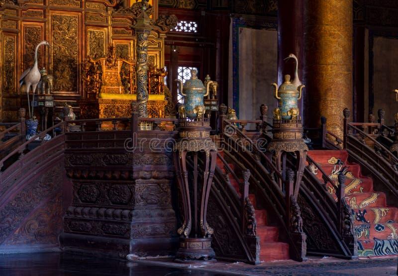 Угол музея дворца стоковое изображение