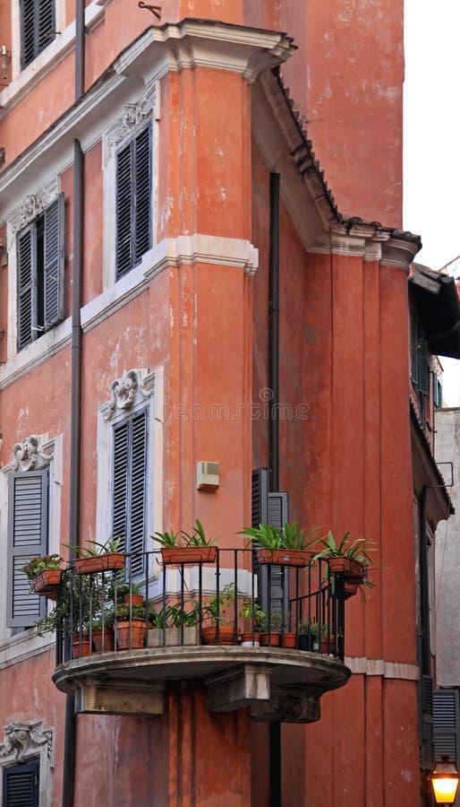 Угол Рим стоковая фотография