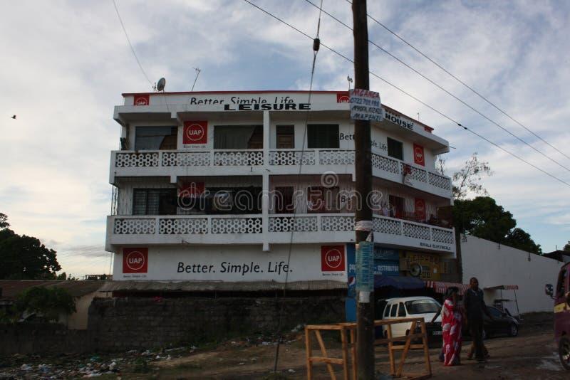 Угол отдыха mombasa стоковые фотографии rf