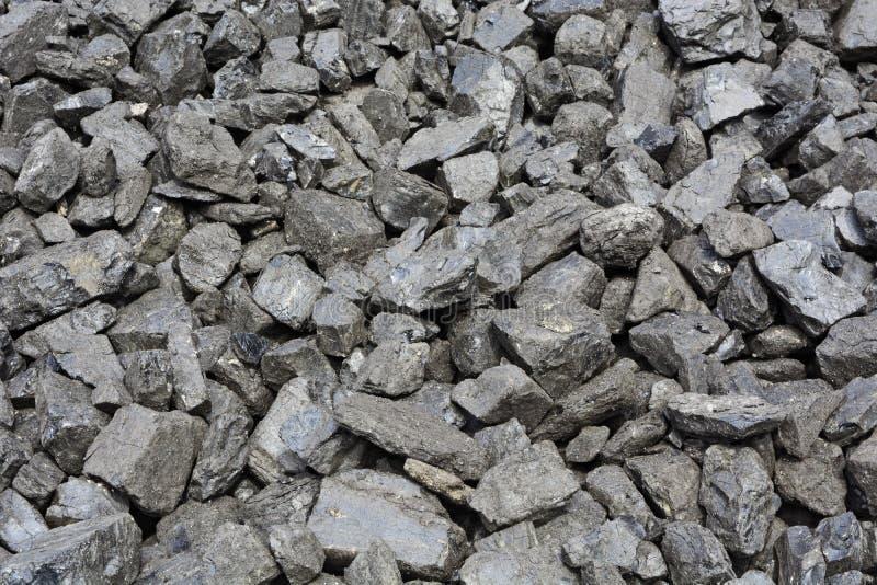 Уголь на зима стоковое изображение