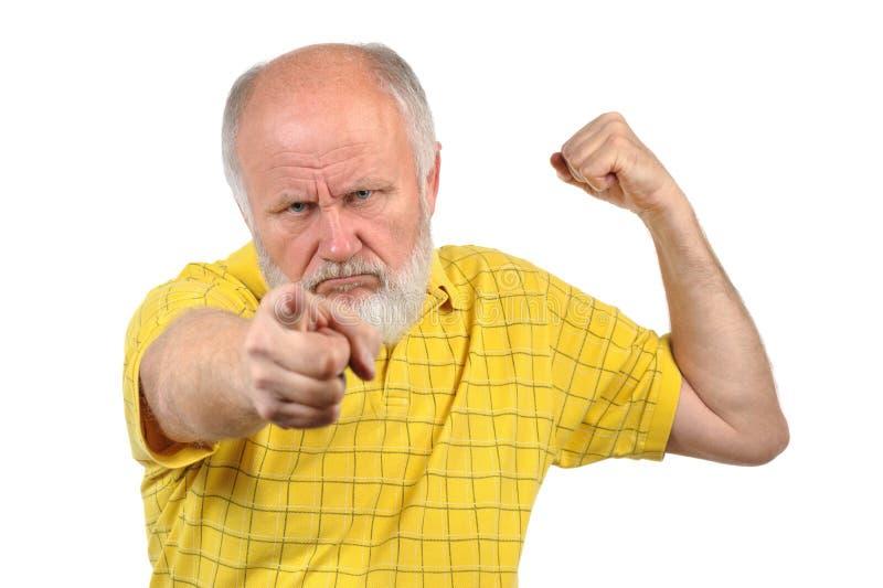 картинка мужик грозящий кулаком задней части