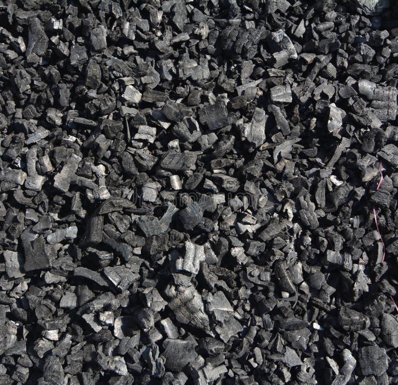 угли стоковая фотография rf