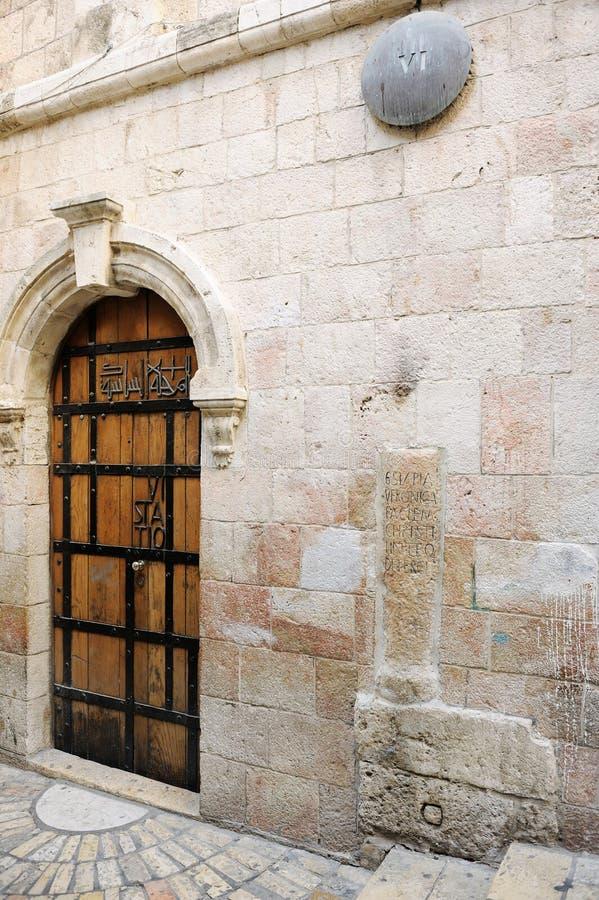 Углы Иерусалима стоковые изображения