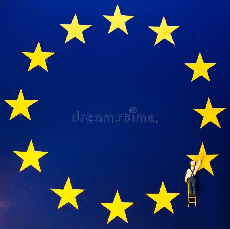 Удаление Brexit стоковые фото
