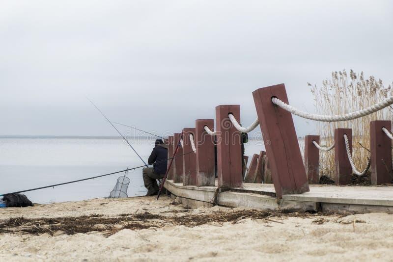 Удить в Эстонии стоковые изображения