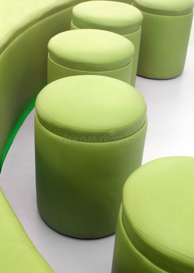 удобное легкое самомоднейшее фото stools стильное стоковое изображение