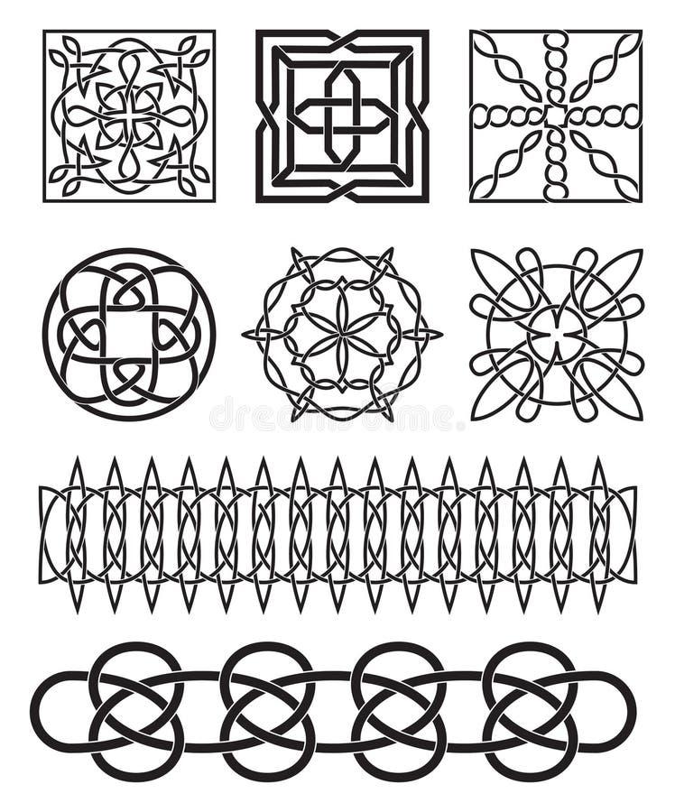 Узлы Celt (вектор) бесплатная иллюстрация