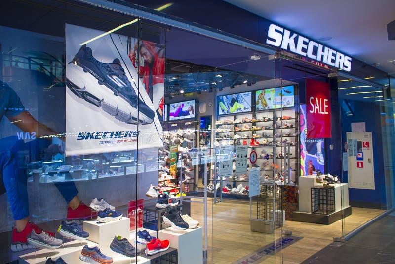 Магазин Skechers на центральном