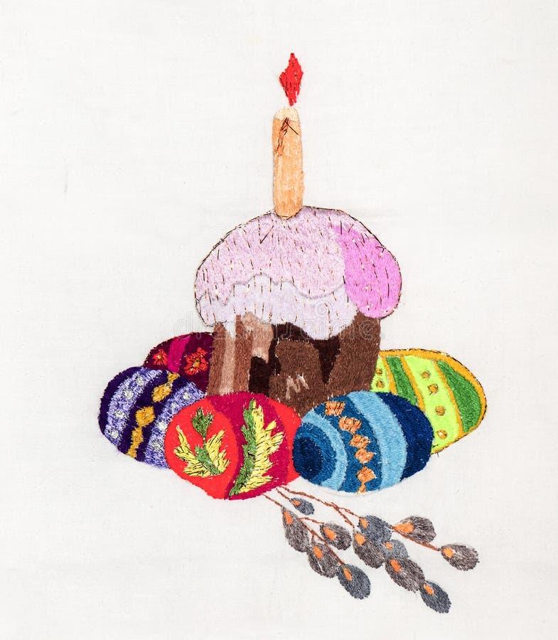 Украинская фольклорная вышивка, народные искусства и ремесла, handmade бесплатная иллюстрация