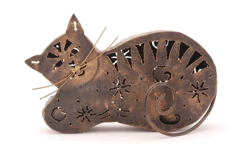 украшение кота искусства стоковая фотография rf