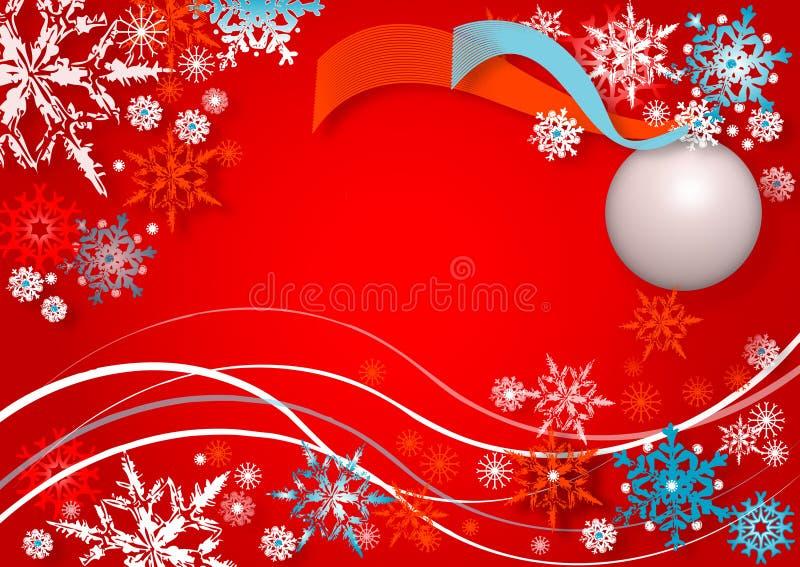 украшение рождества иллюстрация вектора