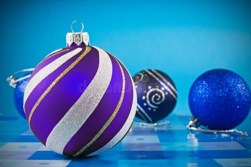 украшение рождества baubles стоковое фото rf