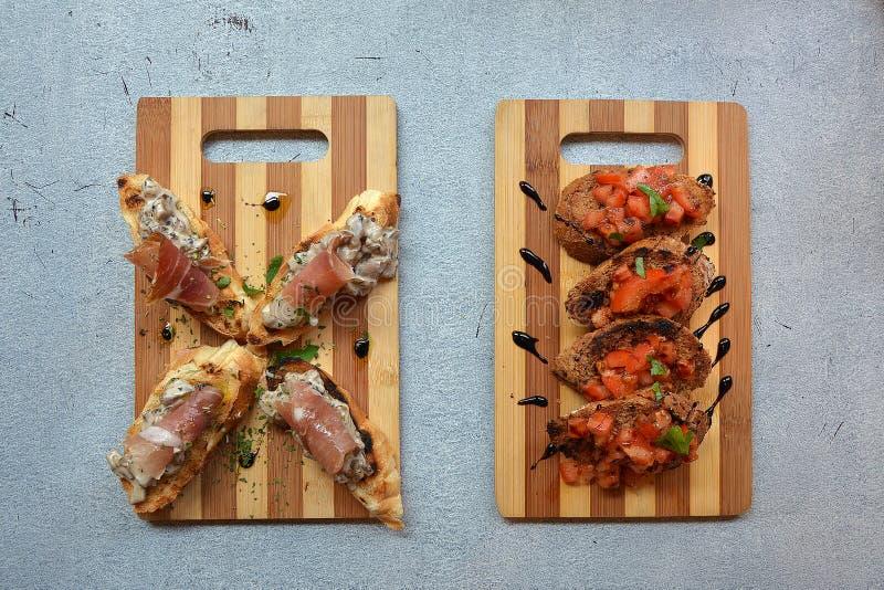 Украшение сандвича стоковое изображение rf