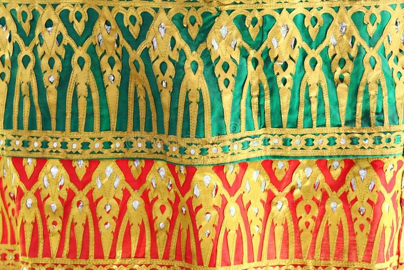 Украшение ткани Стоковые Фото