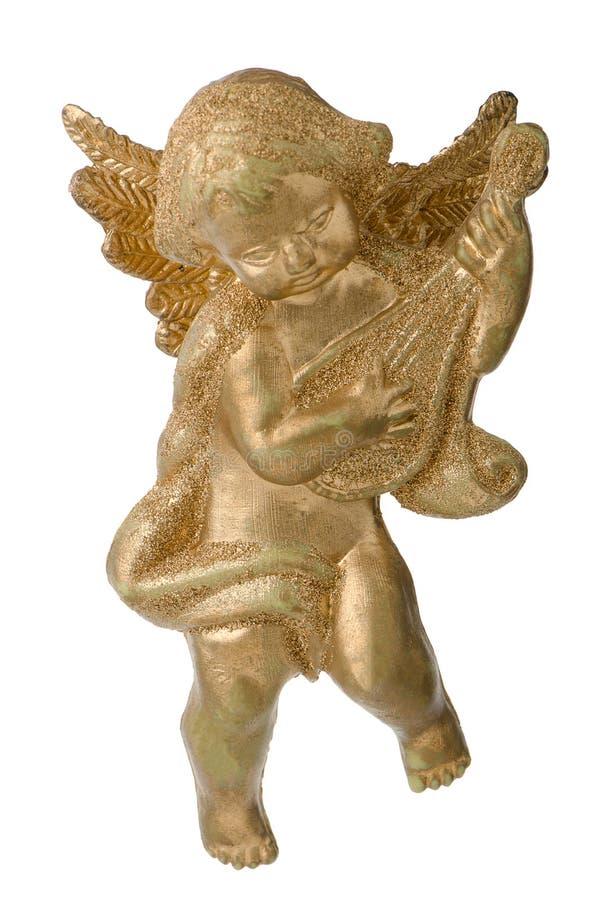 Украшение Christimas ангела стоковое изображение