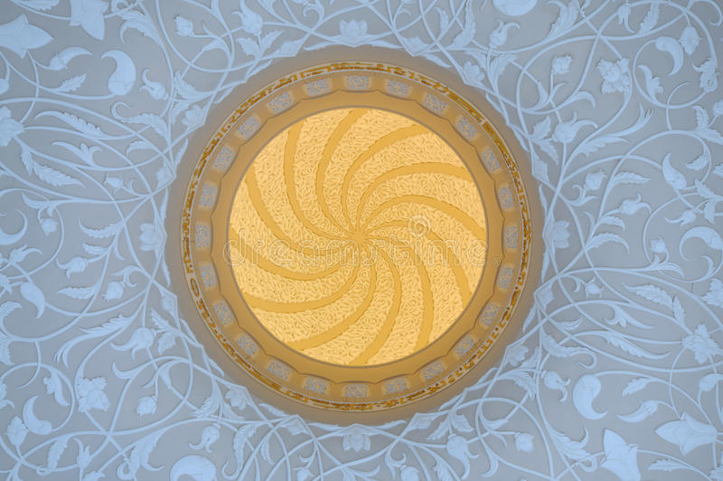украшение oriental стоковая фотография