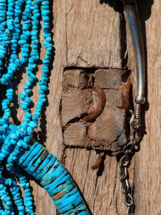 Украшения коренного американца стоковая фотография rf