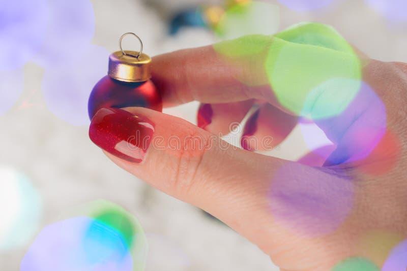 Украшения на праздник Давно пора, который нужно получить готовый для рождества стоковые фотографии rf