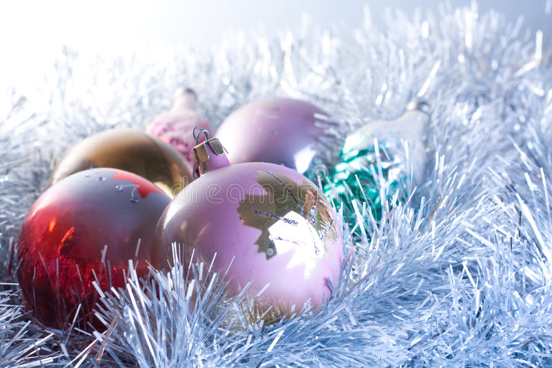 украшения рождества стоковые изображения