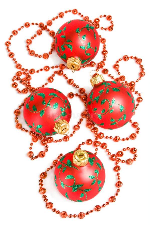 украшения Рождеств-вала стоковые фотографии rf