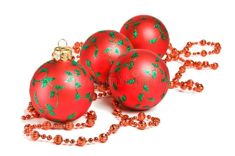 украшения Рождеств-вала стоковое изображение