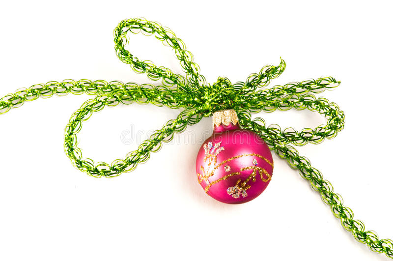 украшения Рождеств-вала стоковое фото rf
