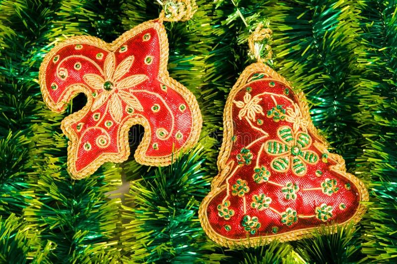украшения Рождеств-вала стоковое фото