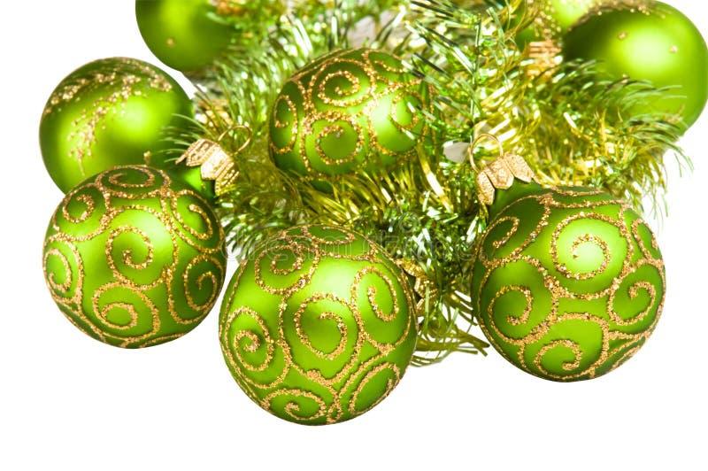 украшения Рождеств-вала стоковая фотография