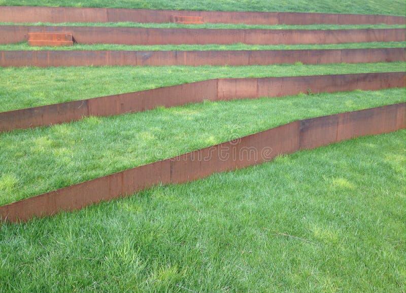 Украшения травы стоковое фото