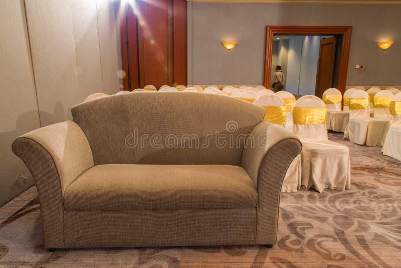 украшенное венчание таблицы стоковые фотографии rf