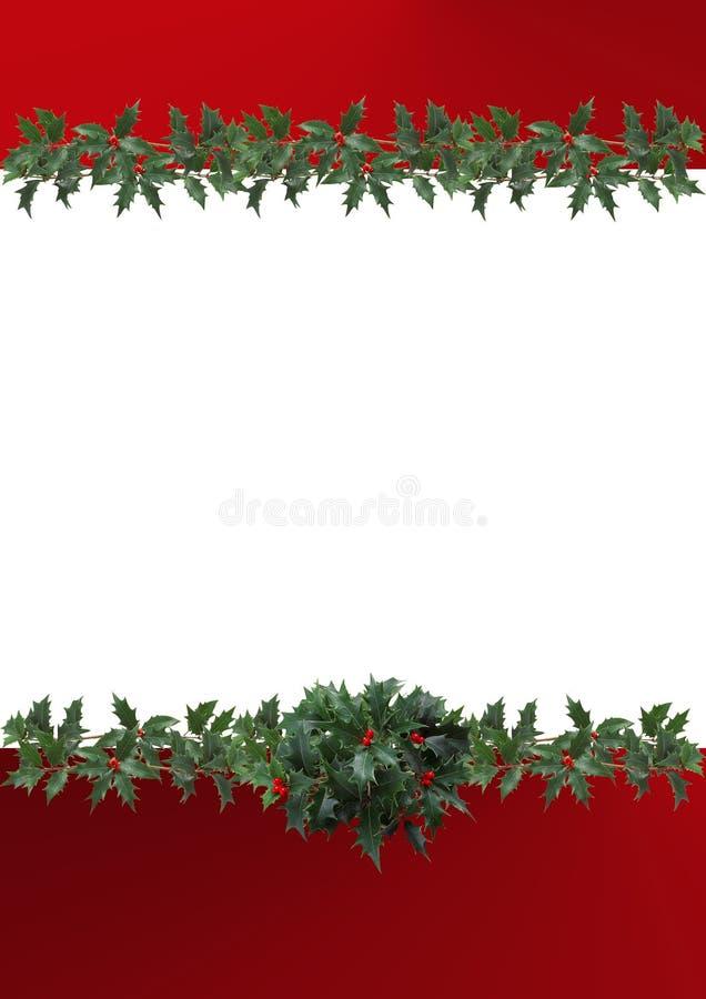 Download украшенные границей листья падуба Иллюстрация штока - иллюстрации насчитывающей рамка, падуб: 6854062
