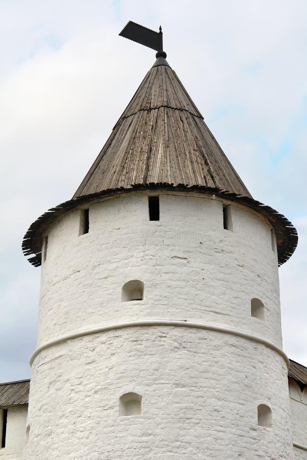 укрепленная башня стоковые изображения rf