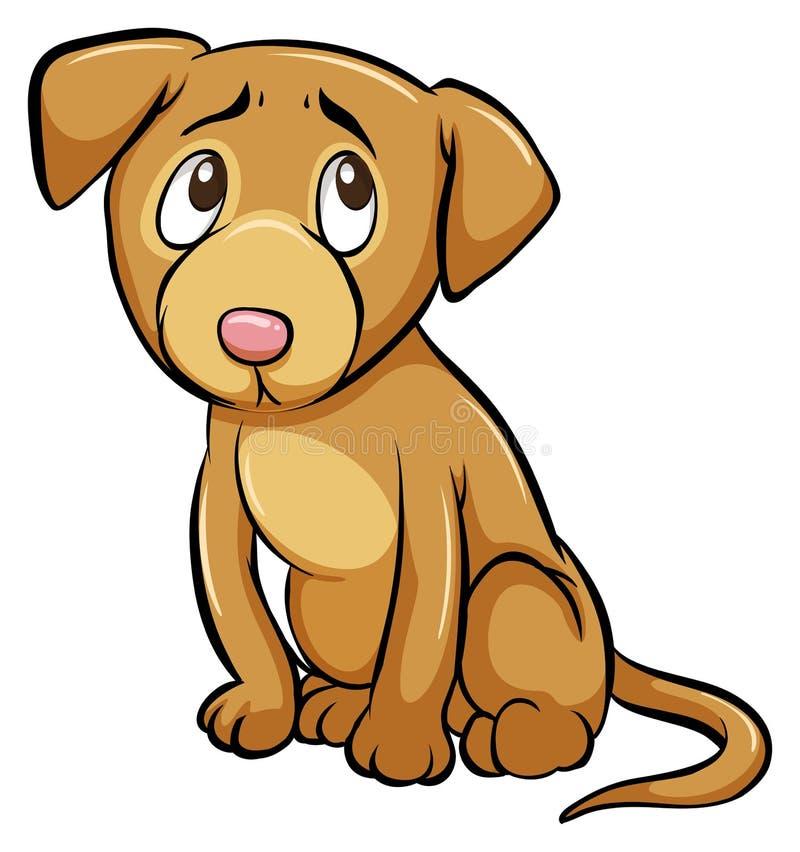 Укрощенная собака бесплатная иллюстрация