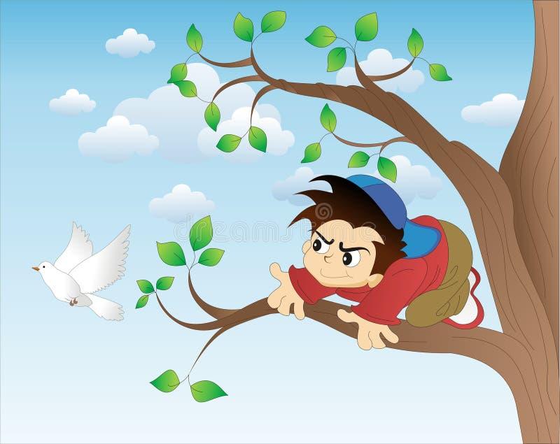 улавливая dove бесплатная иллюстрация