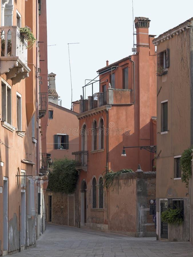 Улица Венеция стоковые изображения