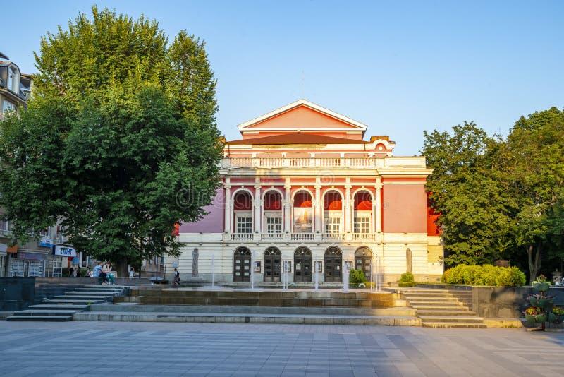 Улица в уловке в Болгарии стоковые изображения