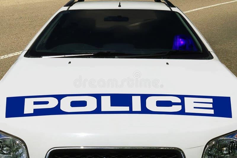 улица полиций автомобиля самомоднейшая p0lice стоковое фото rf