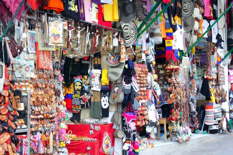 улица рынка стоковое изображение rf