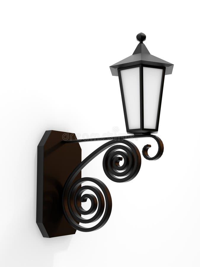улица светильника бесплатная иллюстрация