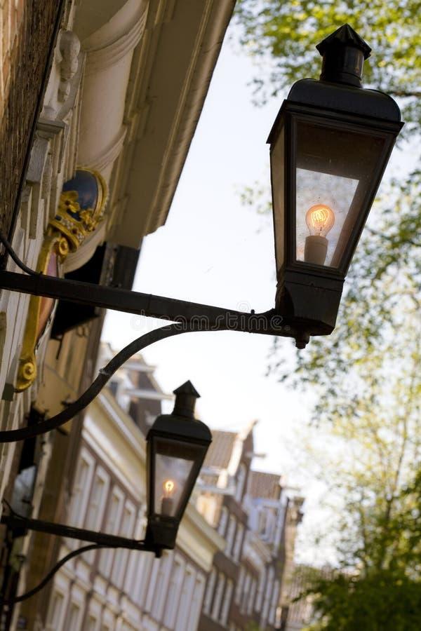 улица светильников стоковые фотографии rf