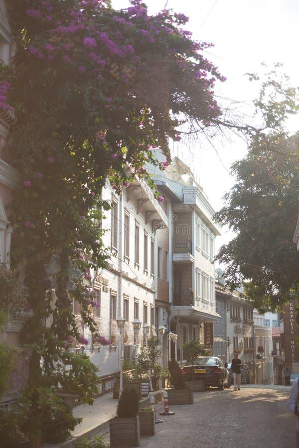 Улица Стамбула стоковое изображение