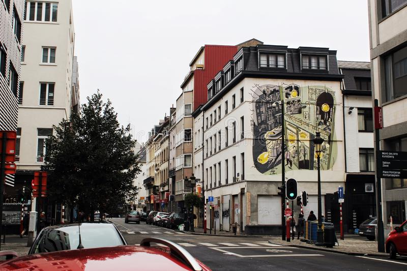 улица стоковое фото
