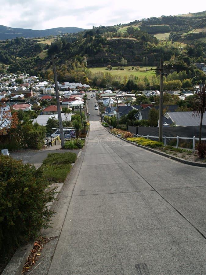 улица baldwin стоковое изображение rf